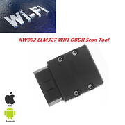 Wifi Kw902 Elm327 Obd2 Car Engine Diagnostic Scan Tool For Iphone/android/ipad