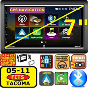 Fits 2005-11 Tacoma Apple Carplay Android Auto Bluetooth Touchscreen Package