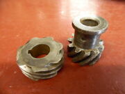 1925 1926 1927 1928 1929 1930 1931 1932 1933 Willys Knight Igniter Gear Set Nors