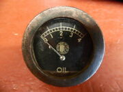 10 And039s 20 And039s Maxwell Olds Reo Hudson National Oil Pressure Gauge