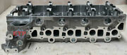 Cylinder Head For Isuzu Dohc Head - 3.0l Diesel D-max Holden Rodeo And Colorado