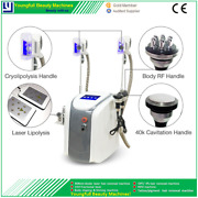 Korea Cool Tech Fat Freezing Cryolipolysis Machine Body Slimming Coolscuplting A