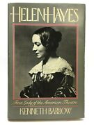Helen Hayes First Lady Of The American Theater By Kenneth Barrow 1985 Hc Bio