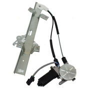 Power Window Regulator And Motor Assembly For 91-96 Stealth 3000gt Drivers Front