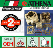 Athena Cylinder Kit - 70 Cc 10mm Pin - With Cylinder Head For Suzuki Scooters