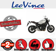 Leovince Complete Exhaust System - One Nero - Evo2 For Yamaha Xsr