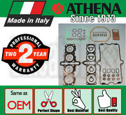 Athena Complete Gasket Set And Seal Kit For Suzuki Motorcycles