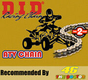 Did Gold And Black Atv2 Drive Chain 520 P 118 L For Ktm Freeride