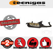 Technigas Complete Exhaust System - Silent Pro For Suzuki Scooters