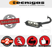 Technigas Complete Exhaust System - Silent Pro For Sachs Sr