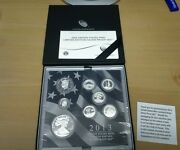 2013 United States Mint Limited Edition 8 Coin Silver Proof Set Ls2-1