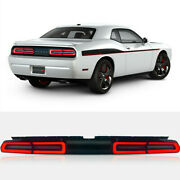 Led Tail Light Lamp For 2008-2014 Dodge Challenger Sequential Indicator