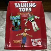 Wow Very Rare-hard-to-find 1st Toy Story Display From Burger King. 1995.