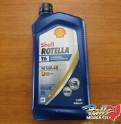 Shell Rotella 3.0l Ho Diesel Engine 5w-40 Synthetic Engine Oil 12 Quarts