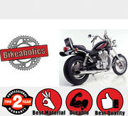 Silvertail Complete Exhaust System - K02 For Suzuki Motorcycles