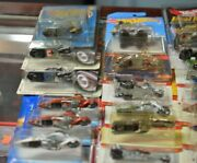Hot Wheels Collectibles 34 Die Cast Chassis Special Paint Motorcycles Set