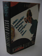 Mambo Kings Sing Songs Love Oscar Hijuelos Pulitzer Prize 1st Edition Fiction