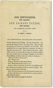 Wright Dick Croninshield The Assassin And Zachary Taylor The Soldier 1848 Vg+