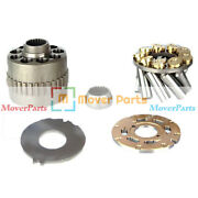 Hydraulic Pump 4445050 Spare Parts For Bobcat 753 763 773 Skid Steer Loader