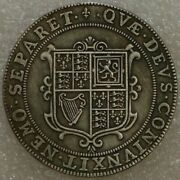 Europe Medieval Coin Great Britain Iacobus Commemorative A+569