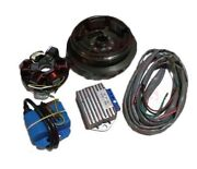 Lambretta Electronic Ignition Kit 12v Large Cone Type For Li 1 2 3 Scooter Cdn