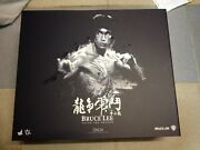 Hot Toys Dx04 Dx 04 Enter The Dragon Bruce Lee 12 Inch Action Figure New
