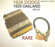 1928 Dodge Standard 6 4 1929 Oakland Nors Brake Cable Antique Mb 333 New Old Usa