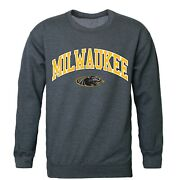 University Of Wisconsin Milwaukee Panthers Uwm Ncaa Sweater -officially Licensed