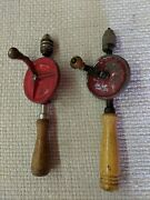 Sears And Thor Brand Vintage Hand Drills