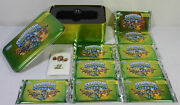 Topps 2012 Activision Skylanders Swap Force Collector Cards Tin Case W/ Boosters