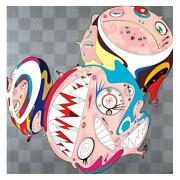 Melting Dob D By Takashi Murakami 2008 Lithograph Autographed / Signed 43/300