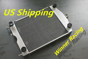 Aluminum Radiator For Ford 2n/8n/9n Tractor W/flathead V8 Engine 2x1up To 700hp