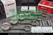 Wiseco Pistons Manley Turbo Tuff Rods Vtec B18a B18b With B16a Head 81.5mm 9.81