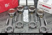 Wiseco Pistons Brian Crower 625+ Rods Vtec B18a B18b With B16a Head 81.5mm 9.81