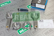 Carrillo Mitsubishi Evo X 4b11t Pro-h 3/8 Carr Bolts Forged Connecting Rod Set