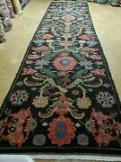 4and039 5 X 16and039 1 Antique Karabagh Caucasian Rug Hand Made Wool Carpet Organic Dye