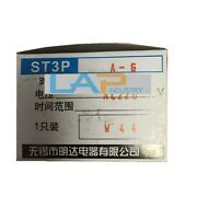 1pcs New For Mind St3pa-g Ac220v Time Relay