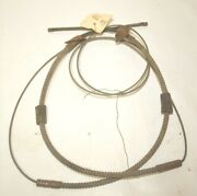 Gm Lisle Bx 778 Emergency Parking Brake Cable Antique Vintage Classic Nors Nos
