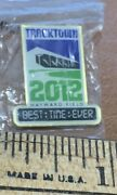 Tracktown 2012 Hayward Field Best Time Ever Lapel Pin New In Package Mint