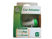Leap Frog Accessories Car Adapter New Works With Leap Pad Ultra And Leap Reader