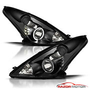 [led Halo]for 2000 2001 2002 2003 2004 2005 Toyota Celica Projector Headlights