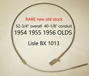 1950and039s Olds Lisle Bx 1013 Emergency Parking Brake Cable Gm Oldsmobile New Old