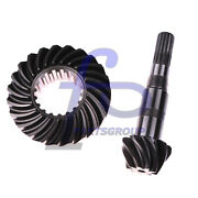 New Front Crown And Pinion Bevel Gear Fits Kubota Tractor L4400