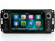 In Dash Auto Stereo Radio Car Cd Dvd Player Gps Navigation For Dodge Charger Usa