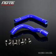 For Bmw 92-99 E36 318i/318ti/318is 4cy Silicone Radiator Hose Kit Blue