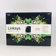 Linksys Smart Wi-fi Router N750 -- Ea3500-np -- Dual Band Router --