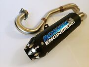 Rossier Engineering Monster Dasa Empire Hmf Yfz450 Carb Model All Years