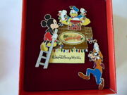Disney Trading Pins 50951 Wdw - Spectacle Of Lights 2006 - Mickey, Goofy And Do