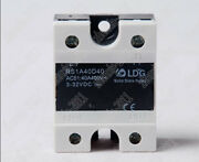1pc Used Swiss Jiale Solid State Relay Rs1a40d40