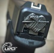 Lead Tactical Eagle For Glock Slide Plate Rear Back Plate Cover Free Shipping